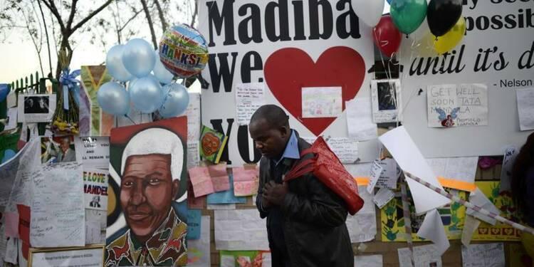 L'état de santé de Nelson Mandela s'aggrave