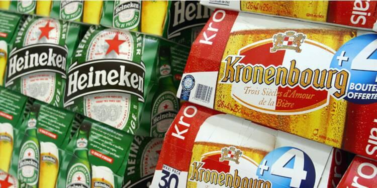 Pour contrer Heineken, Kro ressort les crocs