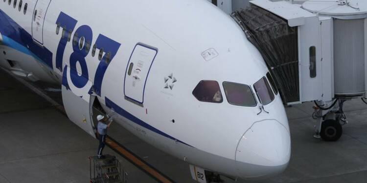 Nouveaux incidents sur des Boeing Dreamliner