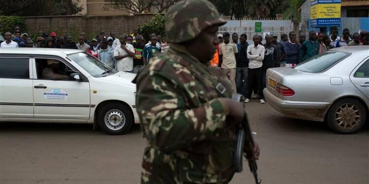 L'attaque de Nairobi aurait fait 59 morts, selon un ministre