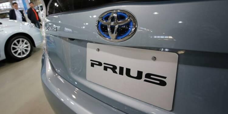 Toyota rappelle en atelier 242.000 voitures, dont la Prius