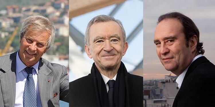 Le pactole des 100 plus grosses fortunes de France en 2014
