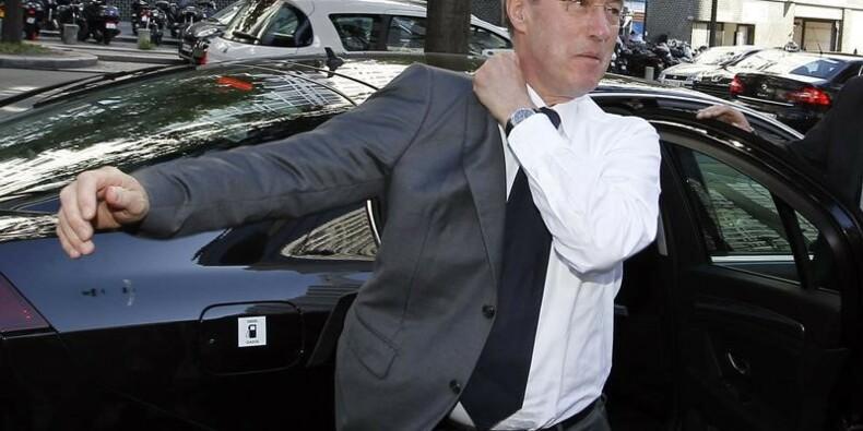 La garde à vue de Guéant dans l'affaire Tapie reprendra mardi
