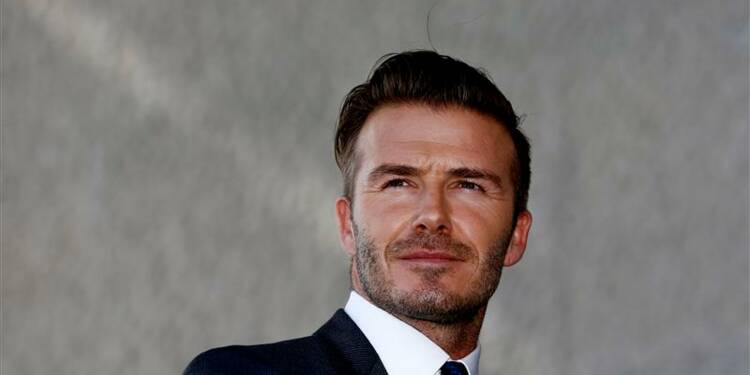 David Beckham projette de créer un club de football à Miami