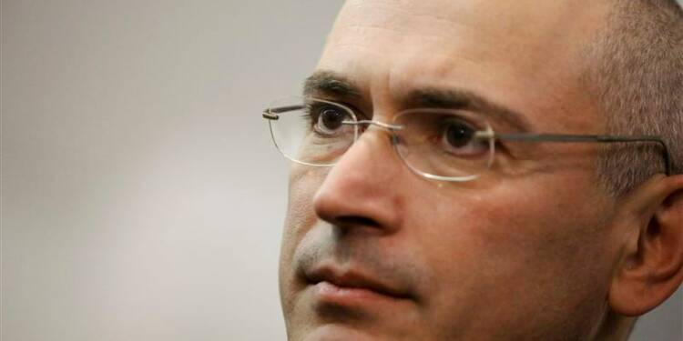 Mikhaïl Khodorkovski dit ne pas vouloir faire de politique