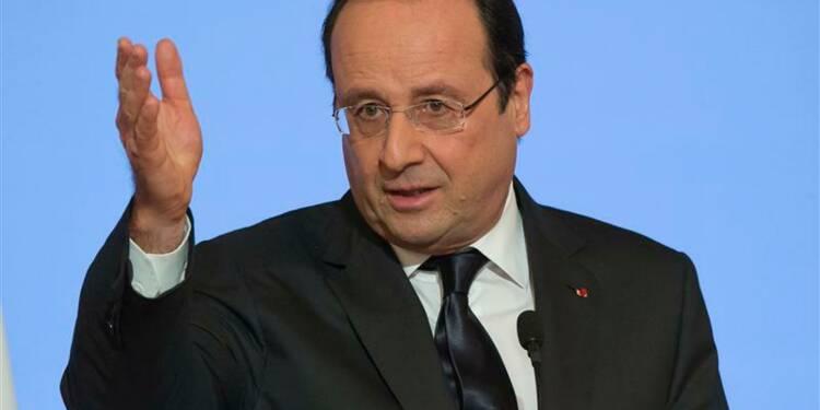 """Hollande veut pérenniser le dispositif """"formations prioritaires pour l'emploi"""""""