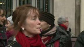 Grève des enseignants: forte mobilisation à Paris