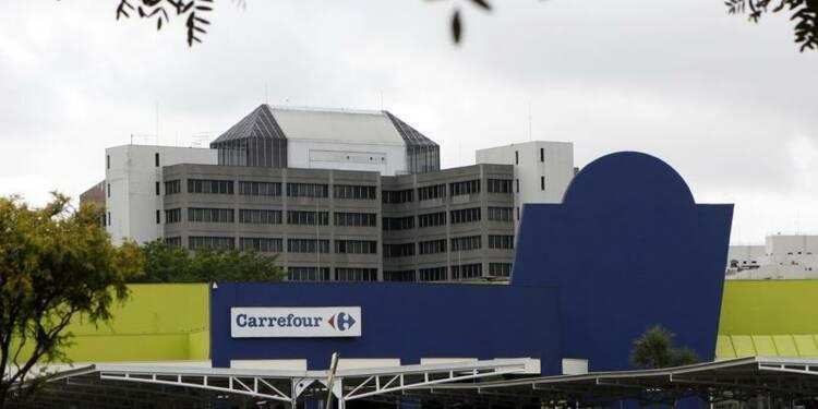 Carrefour maintient sa dynamique de croissance au 4e trimestre