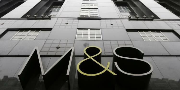 Nouvelle baisse du bénéfice annuel de Marks & Spencer