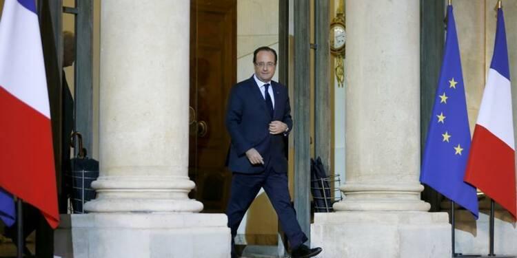 La popularité de François Hollande reste au plancher