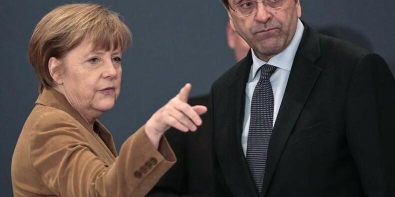 L'Allemagne prête 100 millions d'euros aux PME grecques