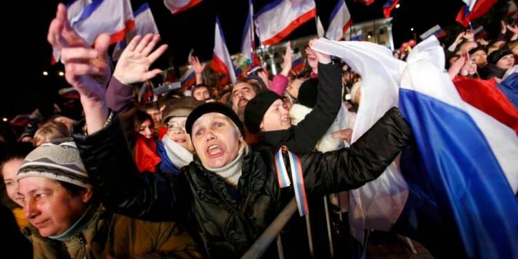 La Crimée se prononce sur son rattachement à la Russie