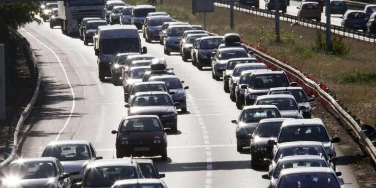 Les dépenses des automobilistes ont baissé en 2013