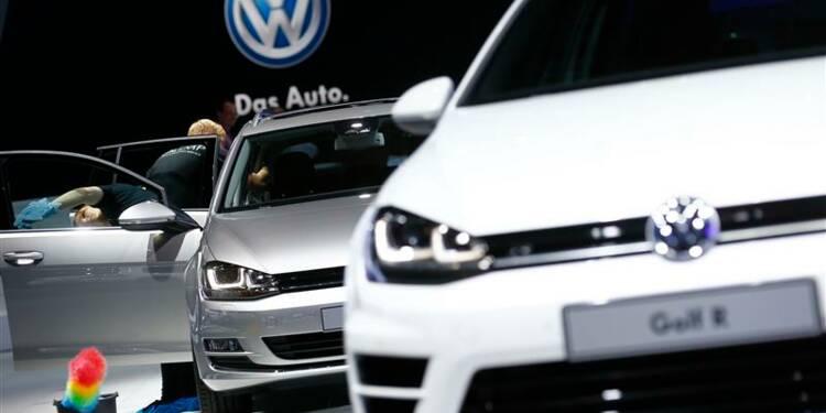 Rebond des ventes de la marque Volkswagen en septembre
