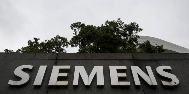 Siemens prendrait une part minoritaire dans un Alstom transport