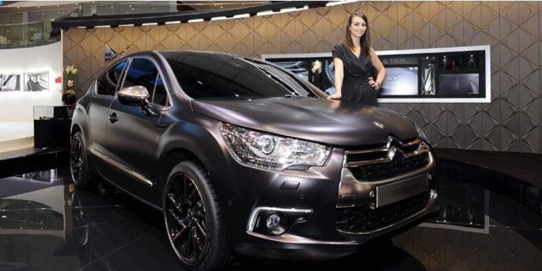DS, la nouvelle arme anti-allemandes de Citroën