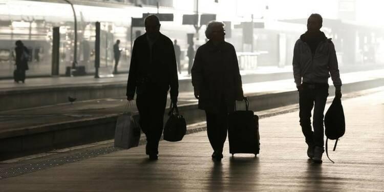Grève à la SNCF, fortes perturbations attendues mercredi