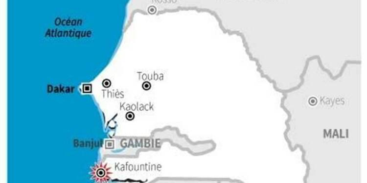 Quatre personnes dont un Français tués en Casamance