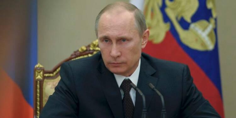 Washington accuse Poutine d'avoir des intérêts dans le pétrole