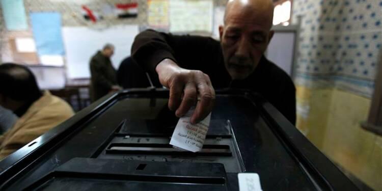 Référendum sur la Constitution égyptienne pour légitimer le pouvoir