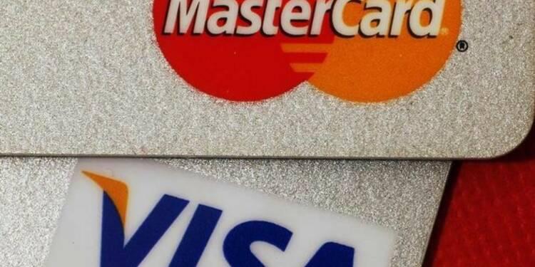 Visa et MasterCard à l'offensive dans la sécurité des paiements