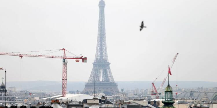 La Banque de France prévoit une croissance de 0,2% au 1er trimestre