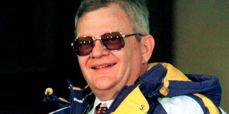 Tom Clancy, spécialiste du roman d'espionnage, est mort