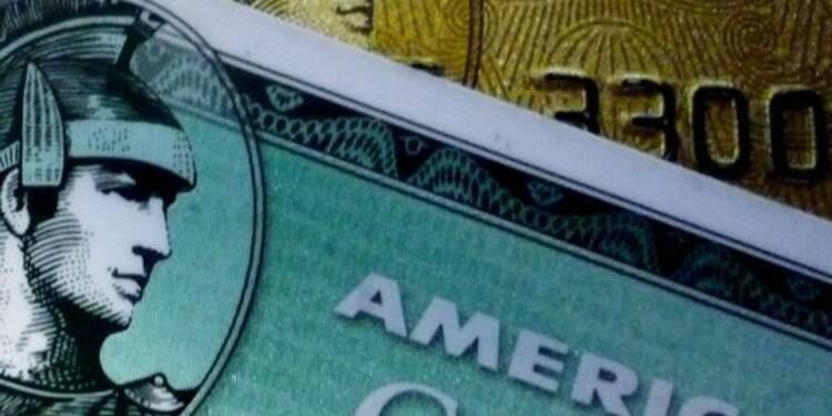 American Express publie un bénéfice trimestriel en hausse de 12%