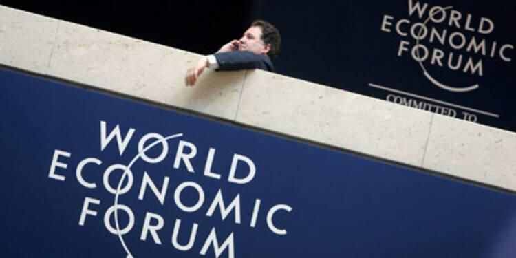Anthony Gazagne, l'autodidacte de 31 ans qui organise le forum de Davos