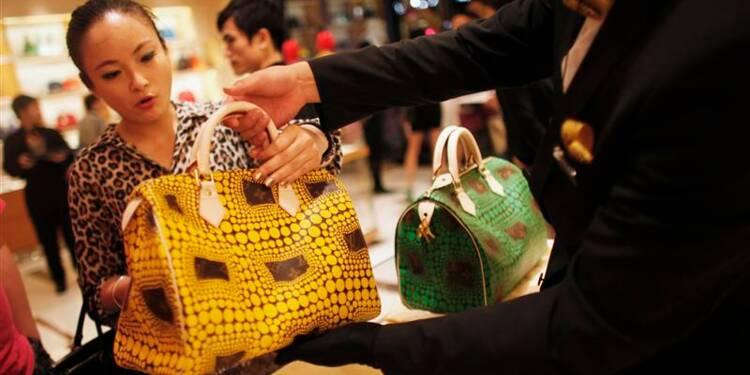 Le luxe perd de son éclat en Chine, les super-riches s'expatrient