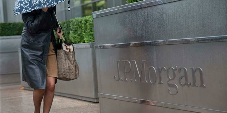 """JPMorgan sanctionnée pour les pertes de la """"baleine de Londres"""""""