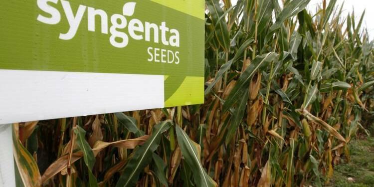Syngenta optimiste sur la campagne agricole à venir