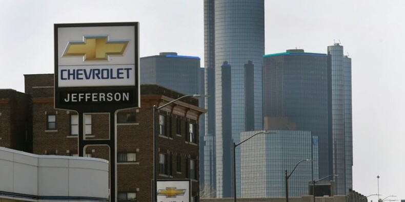 Lourde charge dans les comptes trimestriels de GM après le rappel