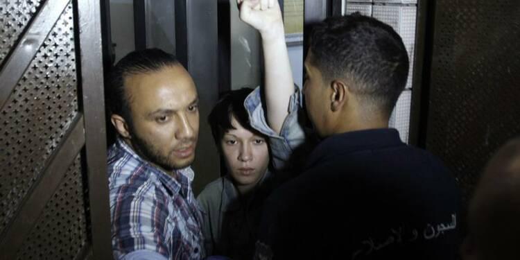 Libération des trois militantes Femen emprisonnées en Tunisie