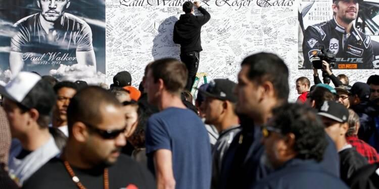 Une vitesse excessive à l'origine de la mort de Paul Walker