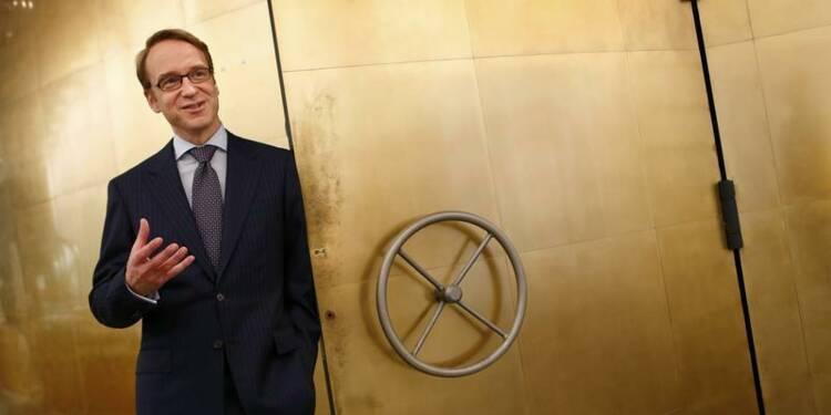 La Bundesbank tance la France sur les déficits