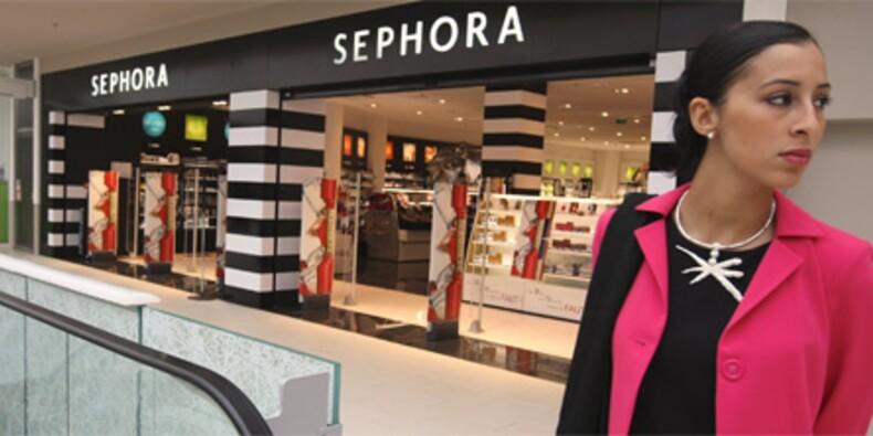 Les livreurs de Sephora roulent écolo