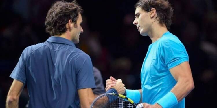 Tennis: Roger Federer arrache une 11e demi-finale au Masters