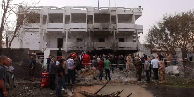 Attaque contre l'ambassade de France en Libye
