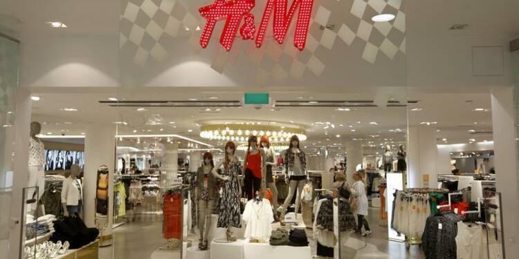 H&M se dit optimiste pour 2014 malgré un T4 en deçà des attentes