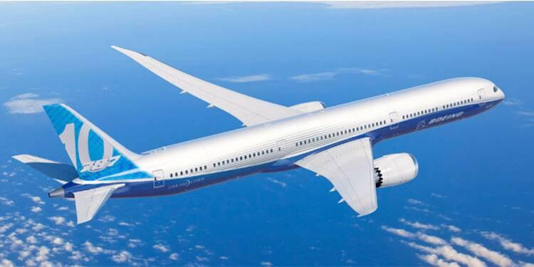 Boeing lance avec succès la version allongée du Dreamliner