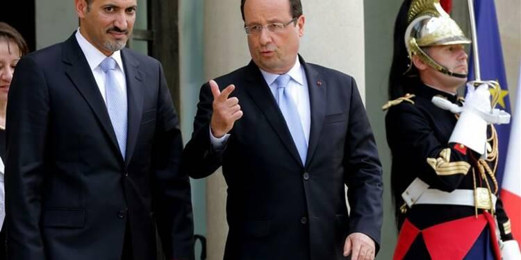 La France apporte son soutien au nouveau chef du CNS