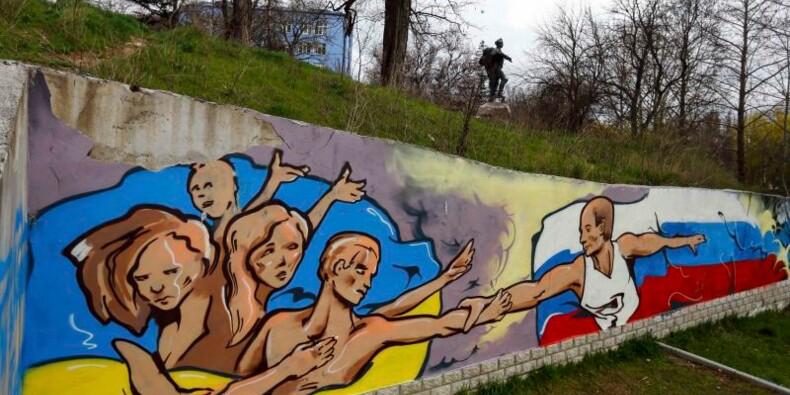 La Russie n'a pas l'intention d'intervenir en Ukraine