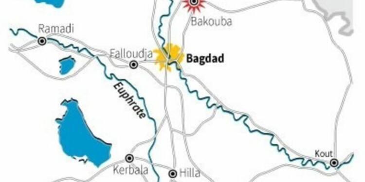 Combats autour de Bakouba, des dizaines de morts en Irak