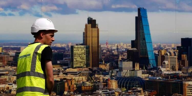 Les prix immobiliers à Londres ont bondi de 26% en un an