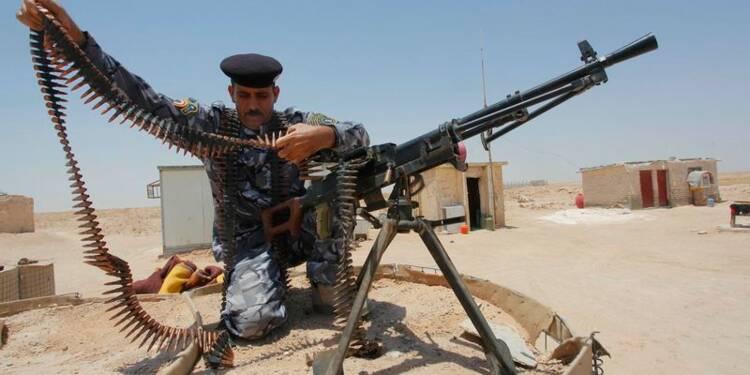 L'armée irakienne à l'assaut de Tikrit