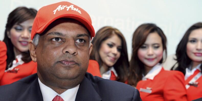 Tony Fernandes, fondateur d'AirAsia, est le prochain roi de l'aérien