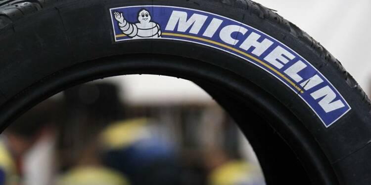 Michelin va arrêter les activités poids lourds de Joué-lès-Tours