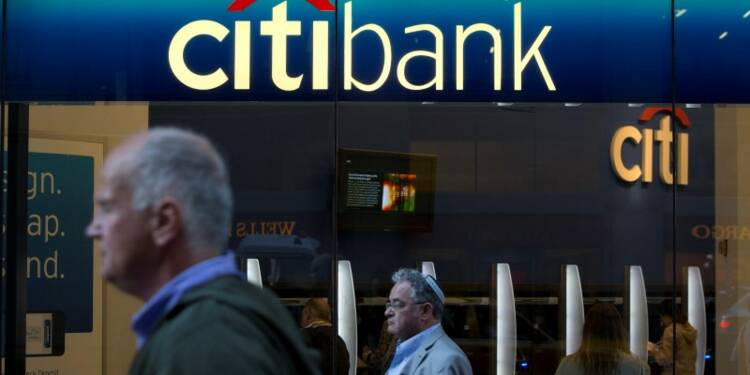Citigroup paiera 1,125 milliard de dollars pour clôre un litige
