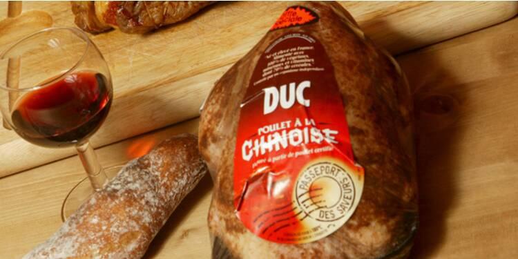 Poulets Duc : pas de quoi faire cocorico !